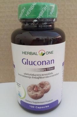 Glucomannan 100 capsules 450mg