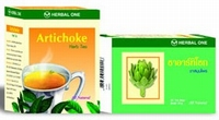 Tisane di erbe Carciofo, Cynara scolymus, Herbal one  40 bags