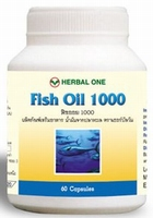 Fish oil 1000 with omega 3 reduces cholesterol  60 capsules