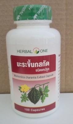 Momordica charantia extract (bittere meloen) voor diabetes  100 capsules
