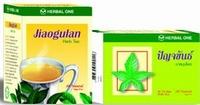 Jiaogulan tisane améliore la circulation sanguine  40 bags