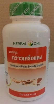Butea Superba favorise la capacité sexuelle et la libido  100 capsules
