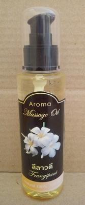 Aroma massage olie frangipani 120ml