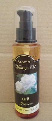 Oleo de massagem aromatico jasmim 120ml