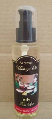 Oleo de massagem aromatico Thai spa 120ml