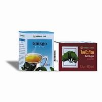 Ginkgo ervas chá  40 bags