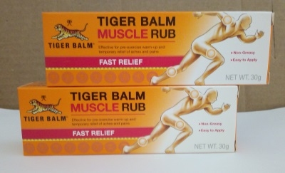 Bálsamo de Tigre Muscle Rub Analgésico