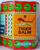 Tiger Balm massage balsem red 30 gram jar
