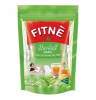 Fitne pflanzliche Schlankheitskur Grüner Tee