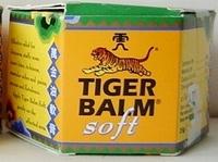 Tiger Balsam Soft
