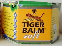 Tiger Balm Soft 25 gram