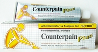 Counterpain Plus Gel Analgésico 6 x 50 grama