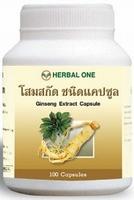 Ginseng Panax Ginsenosides Extracto 200mg  100 capsules