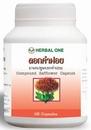 Cártamo (Carthamus tinctorius L.) reduz o colesterol 100 capsules