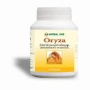 Oryza reduz a pressão arterial e colesterol alto 60 capsules