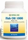 Visolie 1000 met omega 3 verlaagt cholesterol en bloeddruk 60 capsules