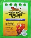 Tiger Balm Medicated Plaster Cool