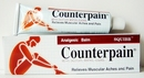 Counterpain Analgesic Balsam Warm 120 gramm