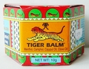 Tiger Balm massage balsem red 10 gram jar