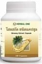Ginseng Panax Ginsenosides Extrakt 200mg 100 capsules